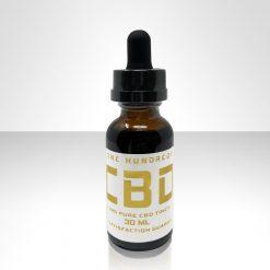 100P Pure CBD Tincture